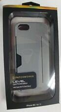 Patchworks IPHONE SE / 5S / 5 PROTECTION CASE WITH CARD POCKET ITG LEVEL PRO