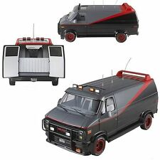 1983 GMC Vandura Cargo Van A Team ' ELITE ' 1:18 Hot Wheels 7439 NICE !