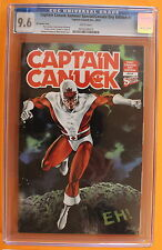 CAPTAIN CANUCK Summer Special #1-D 2014 ROOTH COLOR 1/500 VARIANT CGC NM+ 9.6