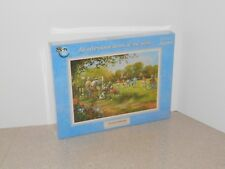 "AFTERNOON AT THE PARK ""THE LOCAL FOOTBALL TEAM"" PUZZLE - NEW, FACTORY SEALED BOX"