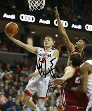 KYLE GUY SIGNED PHOTO 8X10 RP AUTOGRAPHED VIRGINIA CAVALIERS