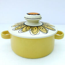 Vintage Retro 1970s Midwinter Stonehenge Flowersong Tureen Lidded Casserole Dish