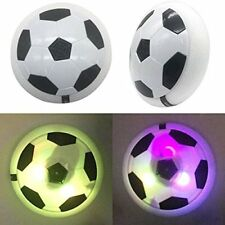 Toys for Boys Hover Disk Ball LED 3 4 5 6 7 8 9 Year Old Age Xmas Air Soccer Kid