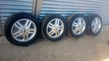 Ford Focus 15inch alloy wheels with tyres (1999 - 2005)