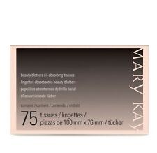 Mary Kay Beauty Blotters Oil-Absorbing Tissues (75 Tissue Pack)