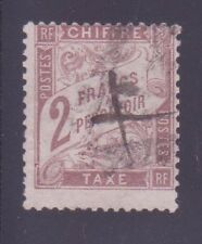 "FRANCE TAXE 26 "" 2F MARRON "" OBLITERE TB"