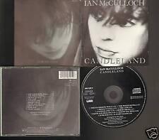 IAN McCULLOCH Echo & the Bunnymen CANDLELAND 10 tr CD
