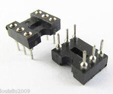 20 pcs 6 PIN  Round IC Socket Adapter DIP High Quality new
