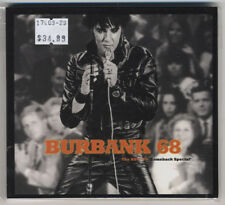 Elvis Presley - Burbank '68 - Rare OOP FTD CD - MINT & Sealed - NBC-TV Comeback