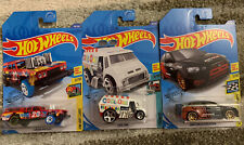 Hotwheels Best For Track 3 Car Lot