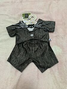 Build A Bear The Nightmare Before Christmas Jack Outfit~NWT
