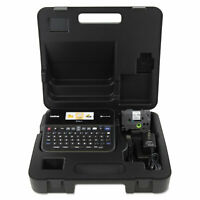 Brother P-Touch PT-D600VP PC-Connectable Label Maker with Color Display and