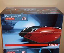 Miele Complete C3 Comfort Parquet Canister Vacuum Cleaner Quiet Powerline