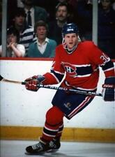Chris Nilan Montreal Canadiens 8x10 Photo