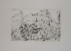 Klaus Richter Berlin Spain Malaga 20er Years New Objectivity Art Deco