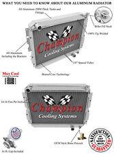 1985 1986 1987 Toyota Land Cruiser FJ60 Champion 3 Row Aluminum Radiator CC1213
