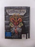SHADOWGATE VINTAGE PC VIDEO GAME COMPLETE W/BOX FANTASY MINDSCAPE 1988