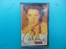 "CELINE DION  "" THINK TWICE ""  CASSETTE SINGLE"