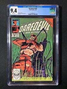 Daredevil #262 CGC 9.4 (1989)