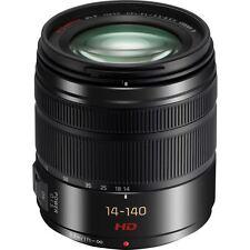 Panasonic LUMIX G VARIO 14-140mm f/3.5-5.6 O.I.S. Lens Black UU