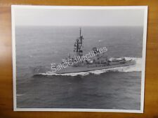 OFFICIAL Navy Guided Missile Destroyer Photo 8x10 DDG-12 USS Robison