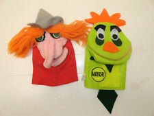 1970 HR PUFNSTUF SID & MARTY KROFT KELLOGGS MAIL-AWAY PUPPETS