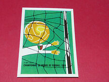 11 AFFICHE SUISSE 1954 PANINI WORLD CUP STORY 1990 SONRIC'S