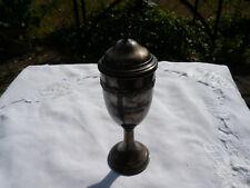 Alter antiker Pokal Schützenkönig Wels 1939 Österreich Original