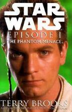 Star Wars, Episode 1: The Phantom Menace, Terry Brooks, George Lucas, Good Book