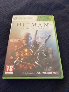 Hitman HD Trilogy (Xbox 360, 2013) PAL Version