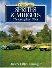 A.HEALEY SPRITE INCL FROGEYE & MG MIDGET '58-80 DESIGN & PRODUCTION HISTORY BOOK