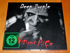 DEEP PURPLE - VINCENT PRICE - MAXI CD