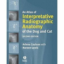 An Atlas of Interpretative Radiographic Anatomy of the Dog and Cat-ExLibrary