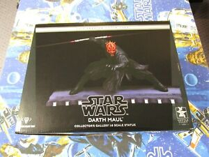 STAR WARS Gentle Giant DARTH MAUL Statue Premier Guild Gift NEW Exclusive 2019