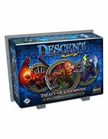 Descent: Treaty of Champions Expansion