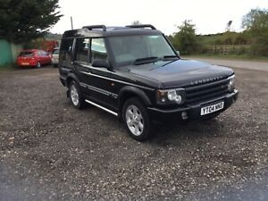 """Land Rover Discovery 2. 2.5 TD5 NOW SOLD """""""