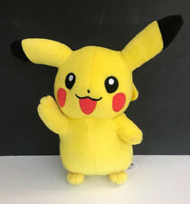 "Pokemon Pikachu 8"" Stuffed Animal Plush Excellent Condition"