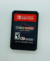 Hyrule Warriors Age of Calamity Nintendo Switch Game Cartridge Only No Case