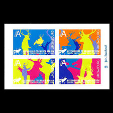 Luxembourg 2007 - Luxembourg & Greater Region Fauna Art Booklet - Sc 1198 MNH