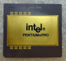 Intel Pentium Pro SY032 KB80521EX200 256KB Socket 8 CPU Processor
