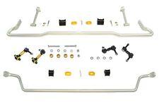 BSK012 Whiteline Adjustable Front and Rear Sway/Anti-Roll Bar for Subaru Impreza