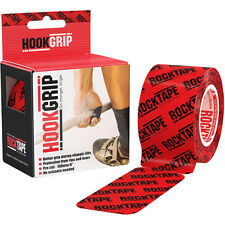 RockTape HookGrip Thumb Protection Weight Lifting Tape - Red Logo