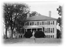 Home Plans - Virginia Plantation Mansion w/ cottages