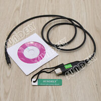 US USB Programming Cable For Motorola CP150 CP160 CP180 CP185 CP200 PR400 GP2000