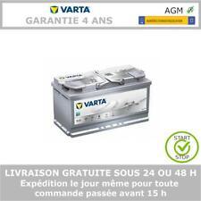 Varta G14 Start Stop AGM Batterie de Voiture 12V 95Ah 850A 353x175x190mm