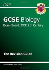 GCSE Biology OCR 21st Century Revision Guide (with online edition) (A*-G cour.