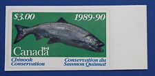 Canada (CNSC01) 1989 Salmon Conservation Stamp (MNH)