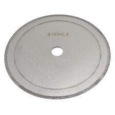 7 inch 180mm Thin Diamond Lapidary Slab Saw Blade Cutting Disc Jewellery Tools