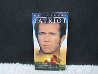 2000 The Patriot Starring Mel Gibson Columbia Pictures Presents VHS Video Tape