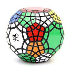 Dayan Top Level 2019 30-Axis 30-Faced Triacontahedron Ball Magic Cube Black